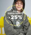 Alla sweatshirts -25%