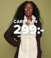 Cardigan 299,-