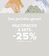 Den perfekte gaven Multipacks & sets -25%