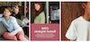 100% ekologisk bomull, unisex, rosa hoodie, favourite,
