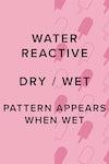 water reactive