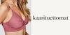 Kaarituettomat rintaliivit