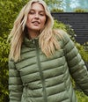 jacket, down, softsport, women