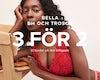 Bella underkläder 3 för 2